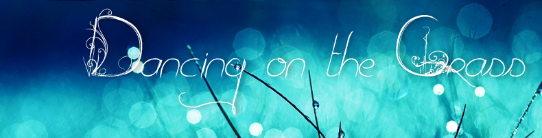 Dancing on the grass font
