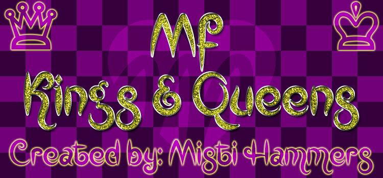 Mf Kings Queens font