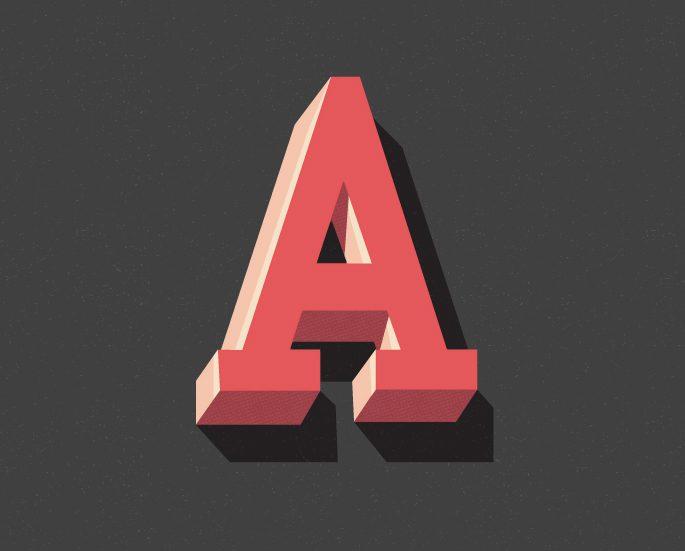 Monstre-Highlight font