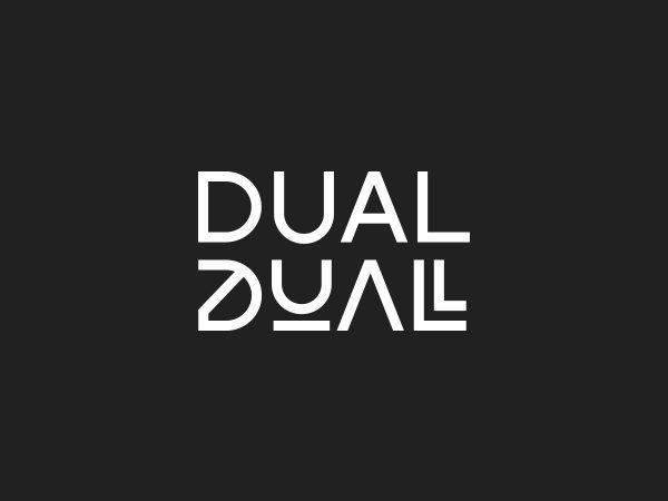 Dual 300 font