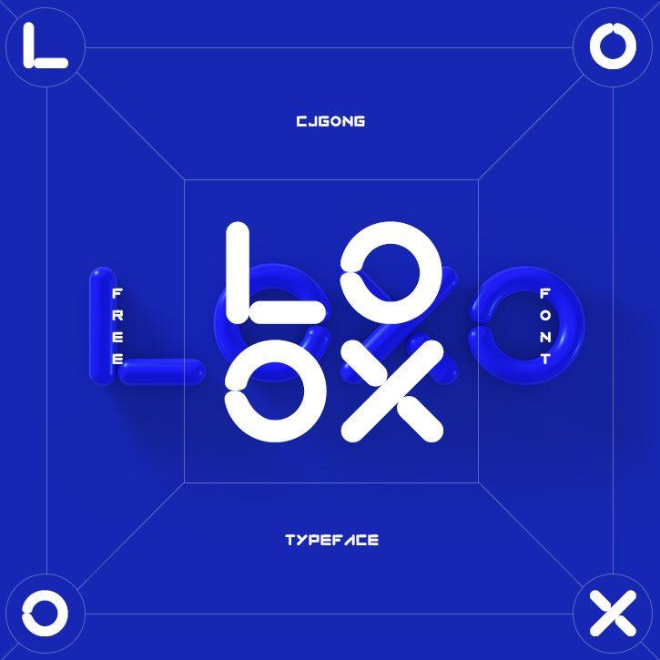 LOXO font