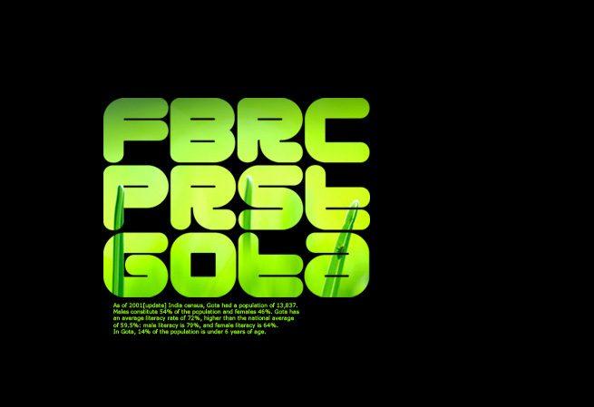 Gota-Light font