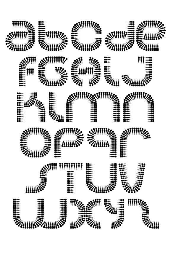 soda light font