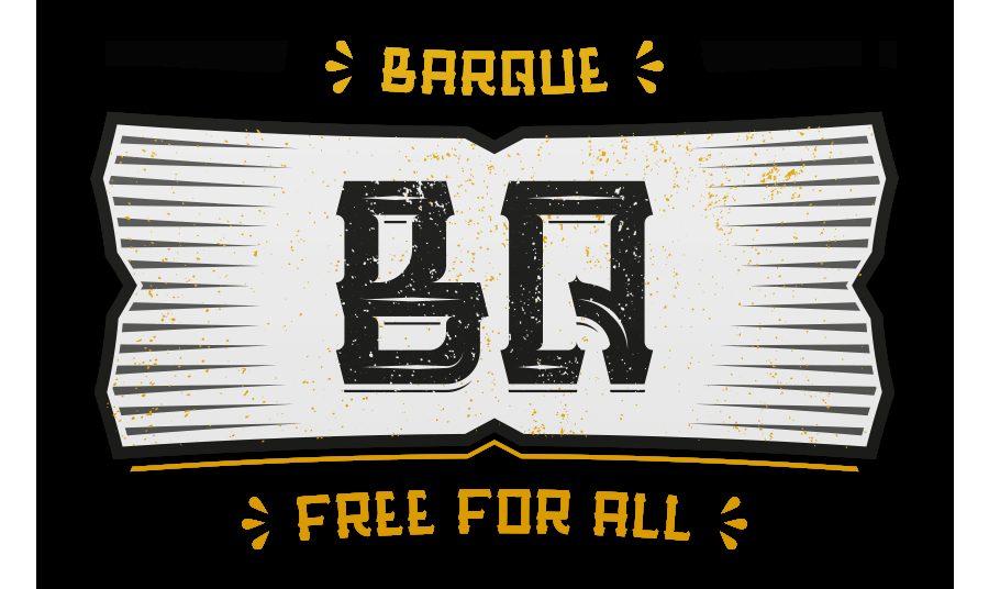 BarqueInline font